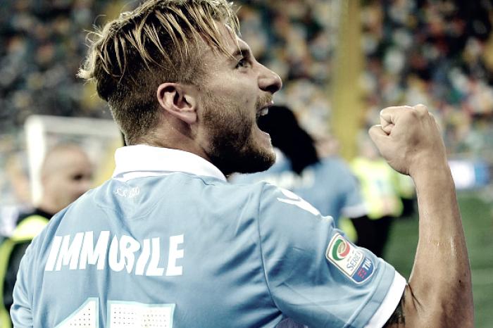 """Lazio, la carica di Immobile: """"Sfida al Milan importantissima, ci manca battere una grande"""""""