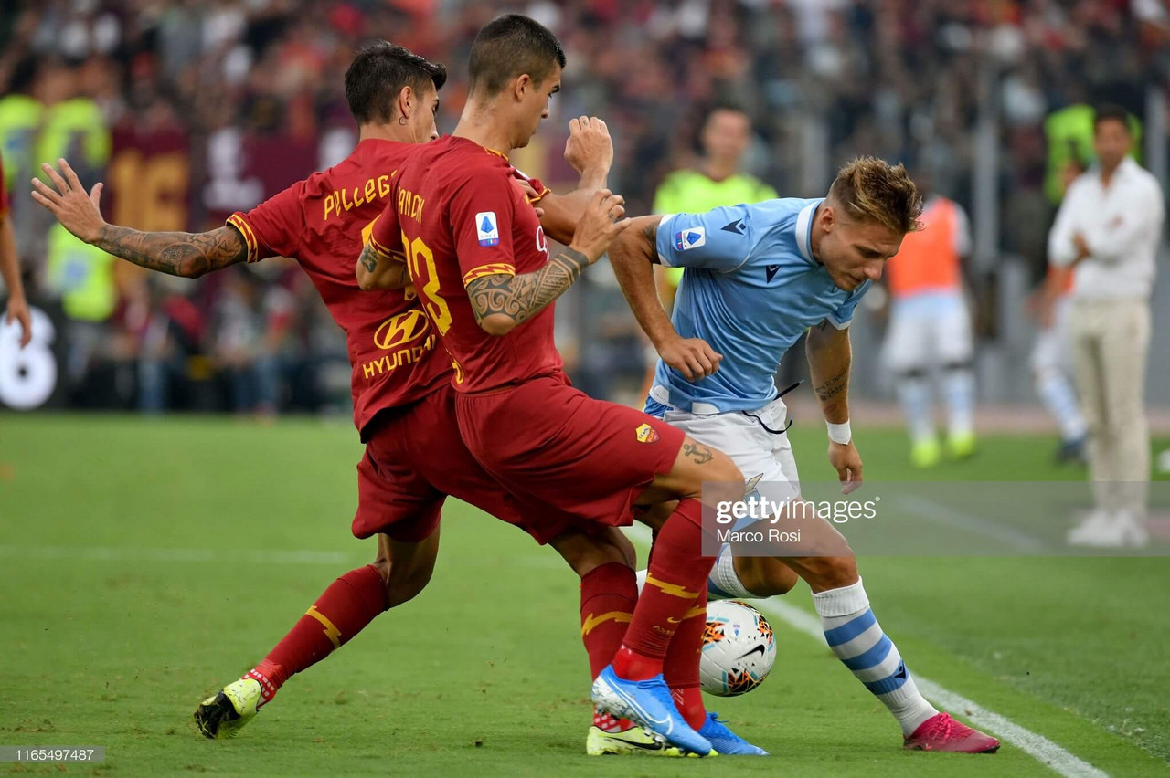 AS Roma vs Lazio preview: Giallorossi determined to derail city rivals title charge in heated Rome Derby