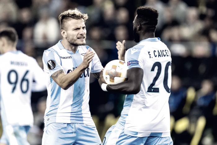 Europa League - I lampi di Rashica non bastano al Vitesse, vince la Lazio in rimonta (2-3)