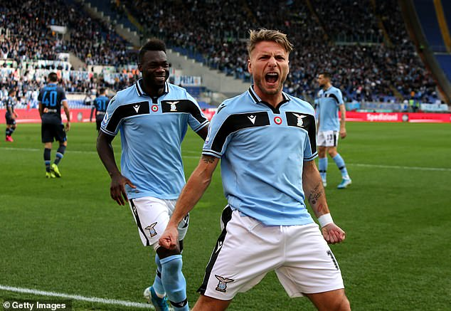 Home Comforts | How Ciro Immobile Has become One Of Europes Most Clinical Strikers.