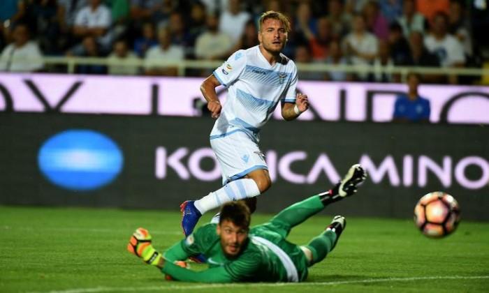 Lazio, aggiornamento dal campo: Keita ancora in gruppo, Immobile si scalda per Verona