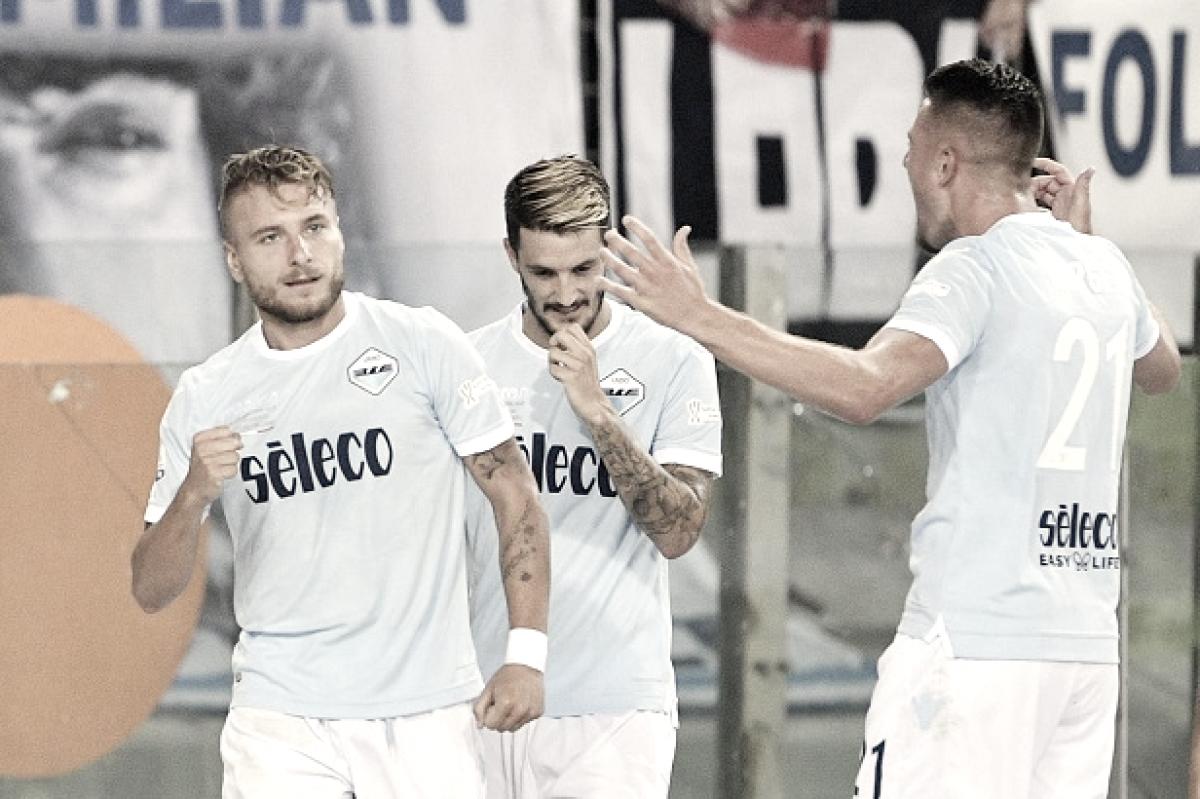 El trípode de la Lazio se queda sin Champions League