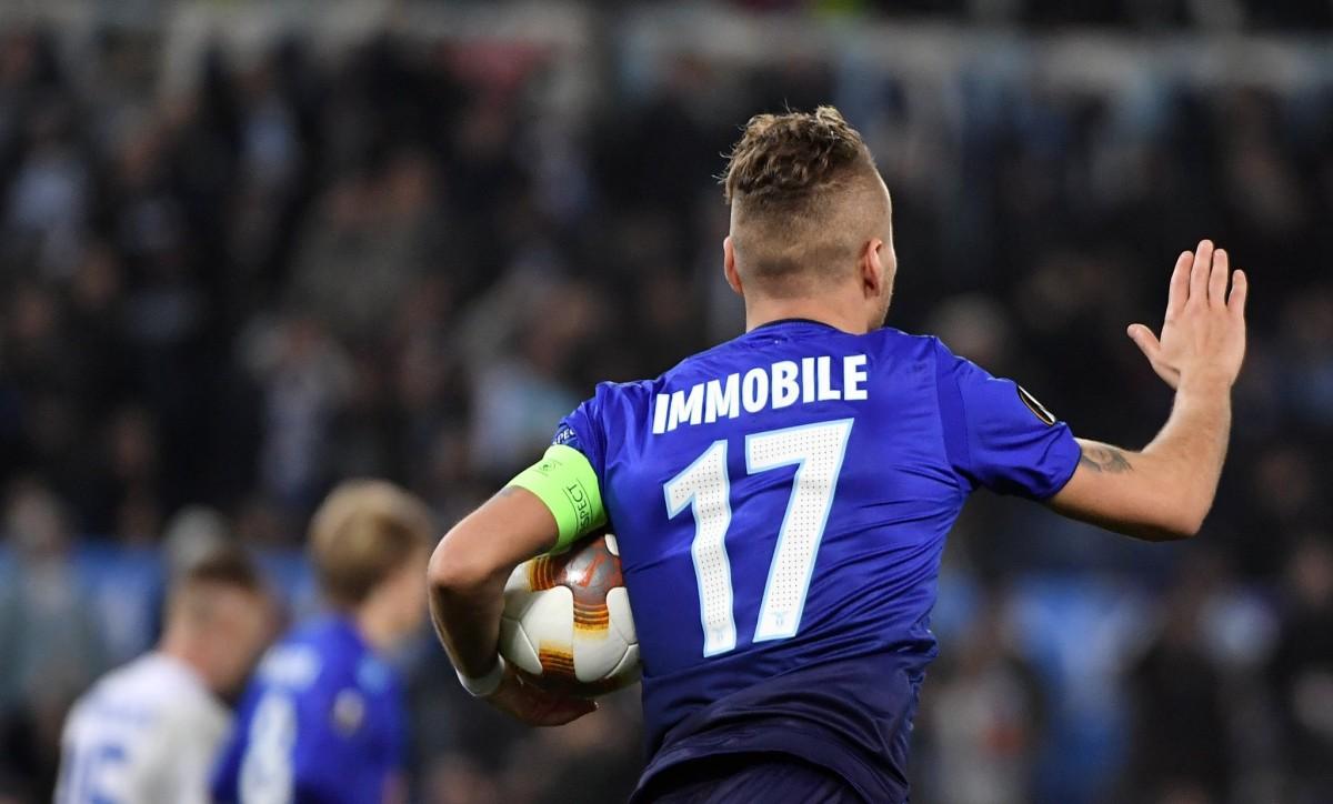 Lazio, ripartire dal derby