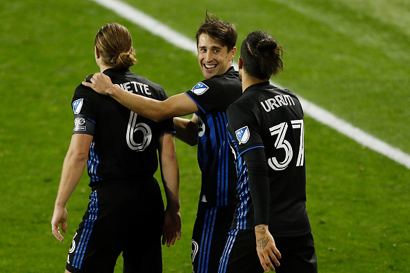 Montreal Impact take three points in the win vs Miami Mike Stobe