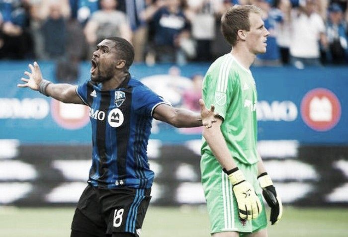 Montreal Impact take care of D.C. United with a 2-0 win