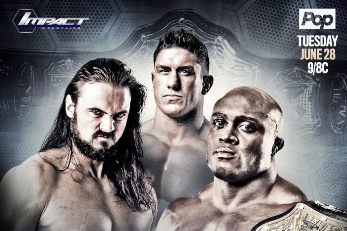 Murphy's Musings: TNA Impact Wrestling Recap - June 28, 2016