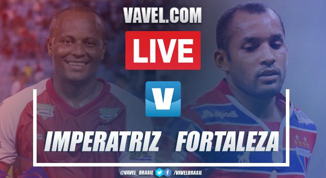 Gols e melhores momentos Imperatriz 1x2 Fortaleza pela Copa do Nordeste 2020