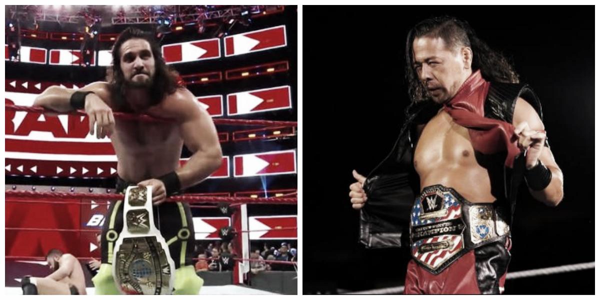 La pérdida de importancia de los títulos secundarios en WWE