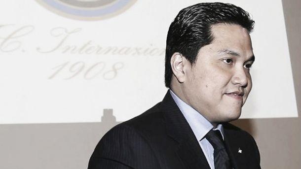 """La felicità di Thohir: """"Essere presidente dell'Inter è un sogno"""""""