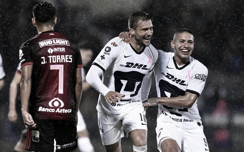 """Andrés Iniestra: """"Lo más importante fue hacer un buen partido"""""""