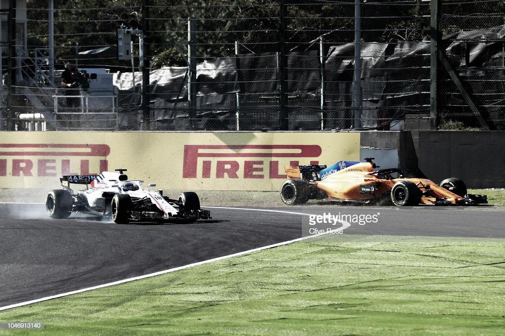 Alonso se muestra en desacuerdo con su sanción