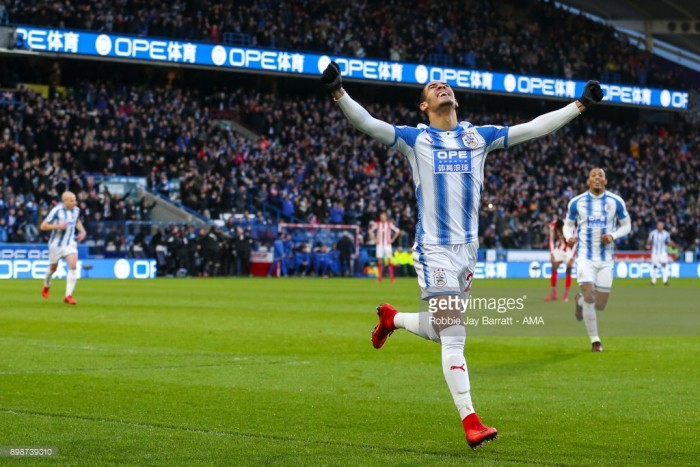 "Tom Ince ""relieved"" to score first Premier League goal for Huddersfield Town"