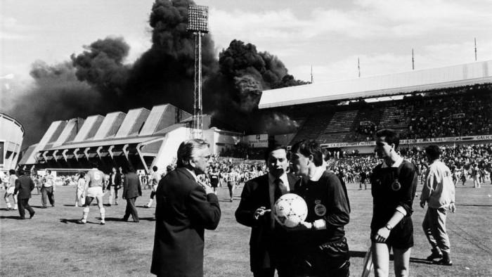 9 de junio 1991, el día que se quemó el meigallo