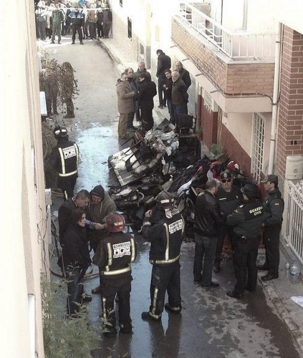 Fallecen tres personas en un incendio en Cehegín - Vavel.com