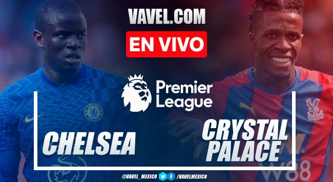 Resumen y goles: Chelsea 3-0 Crystal Palace en Premier League 2021