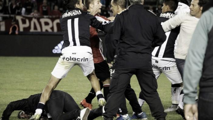 Otra mancha negra en el fútbol argentino