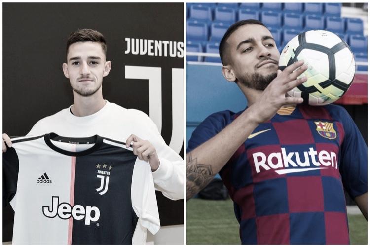 Trueque entre Barça y Juve por Marqués y Matheus Pereira