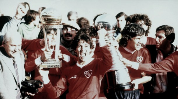 1984: Liverpool 0 - 1 Independiente