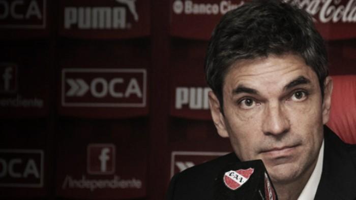 """Mauricio Pellegrino: """"No tenemos aún definido el equipo"""""""