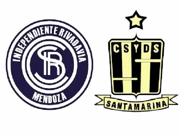 Historial: Independiente Rivadavia- Santamarina de Tandil