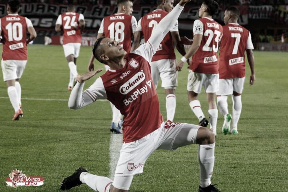 Independiente Santa Fe sumó sus primeros tres puntos