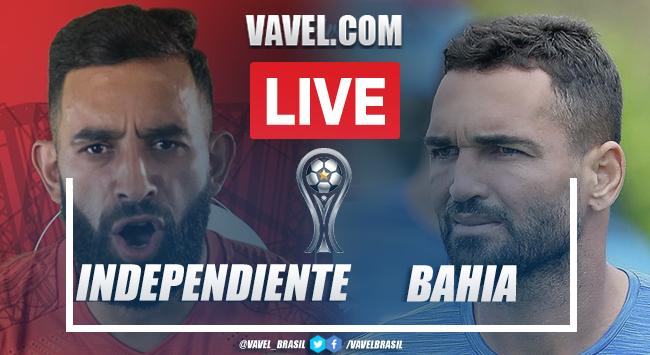 Gol e melhores momentos de Independiente x Bahia (1-0)