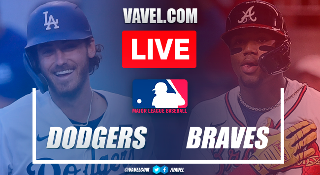 Highlights and runs: Los Angeles Dodgers 2-4 Atlanta Braves in 2021 MLB