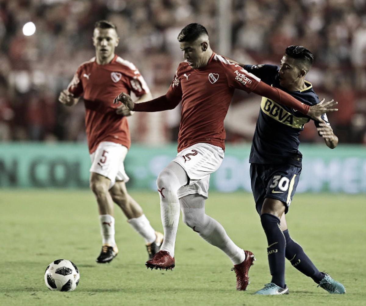 Independiente conquista vitória simples sobre Boca Juniors e acirra briga pelo título argentino
