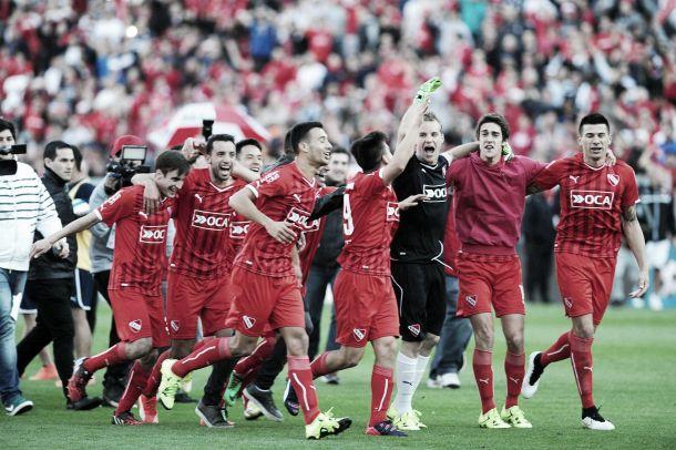 Avellaneda Es De Independiente: 3-0 per il Rojo