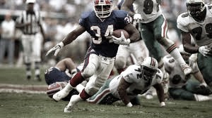 Leyenda de los Buffalo Bills: Thurman Thomas