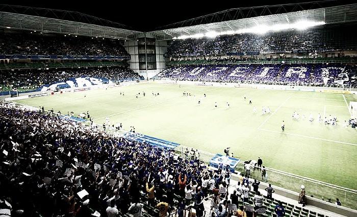 Com Mineirão indisponível, Independência será a casa do Cruzeiro no mês de agosto