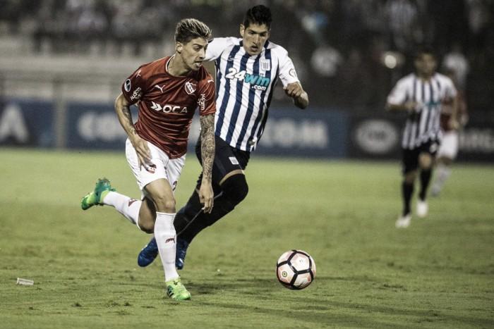 Alianza Lima: Uno por uno en desempeño durante el duelo ante Independiente