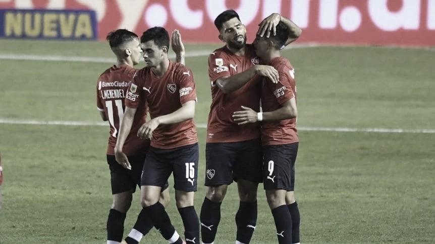 """Independiente: """"Teníamos la ilusión de llegar al último partido con chances"""""""