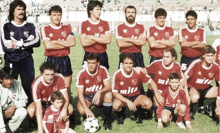 A 31 años del último título de Bochini en el Rojo