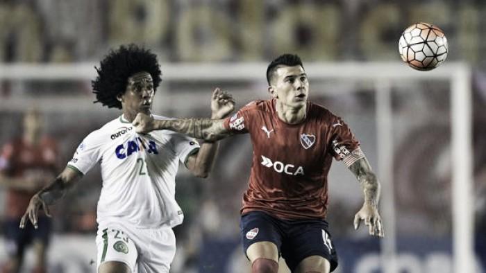 Independiente y Chapecoense, en busca de la clasificación