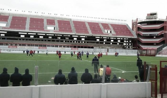 Independiente pudo más que Defensor Sporting