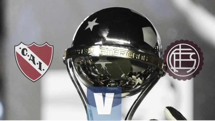 Resultado Independiente vs Lanús por Copa Sudamericana (1-0)