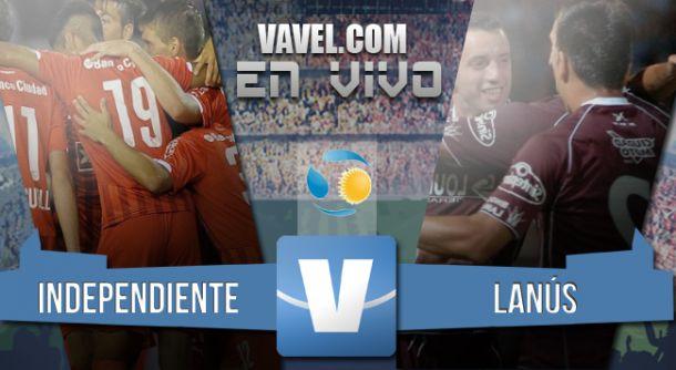 Resultado Independiente - Lanús por Copa Argentina (0-2)