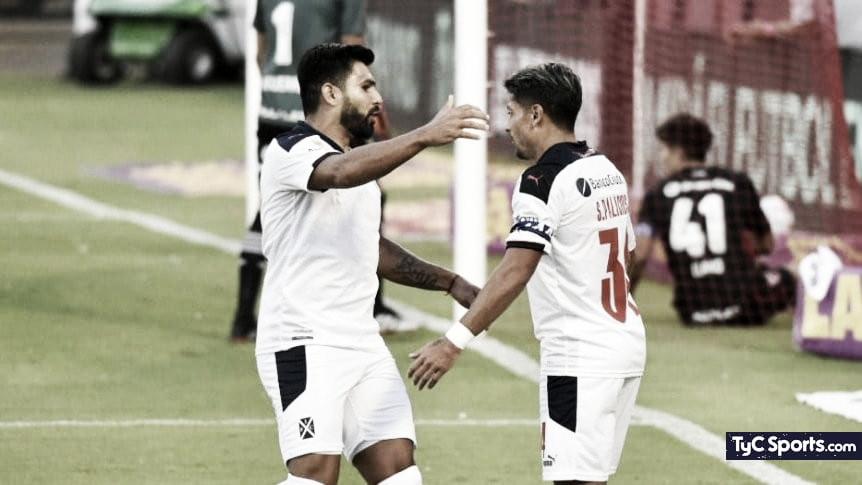Independiente consiguió su tercera victoria al hilo