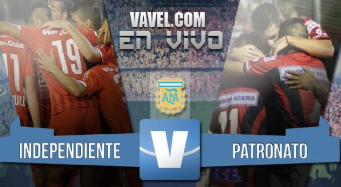 """Resultado: Independiente 2 - 1 Patronato: """"Le Cuesta pero gana"""""""