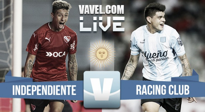 Resultado de Independiente vs Racing por el Torneo local (2-0)