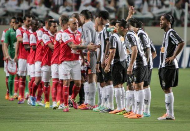 Resultado Atlético Mineiro - Santa Fe en la Copa Libertadores 2015 (2-0)