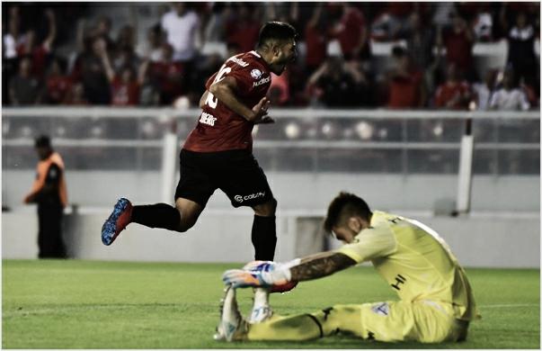 Un buen juego que acerca a la Sudamericana