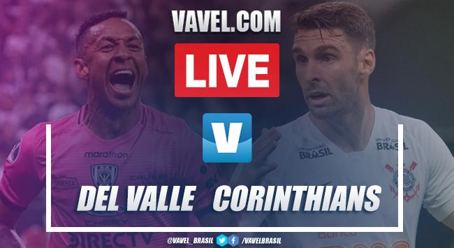 Gols e melhores momentos Independiente Del Valle 2x2 Corinthians pela Copa Sul-Americana
