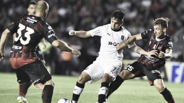 Patronato no aguantó e Independiente se lo empató en el final