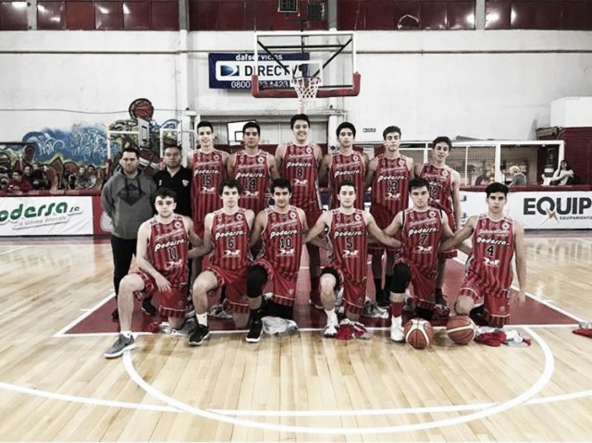Segunda fecha del Argentino U19 del grupo 5 al 8