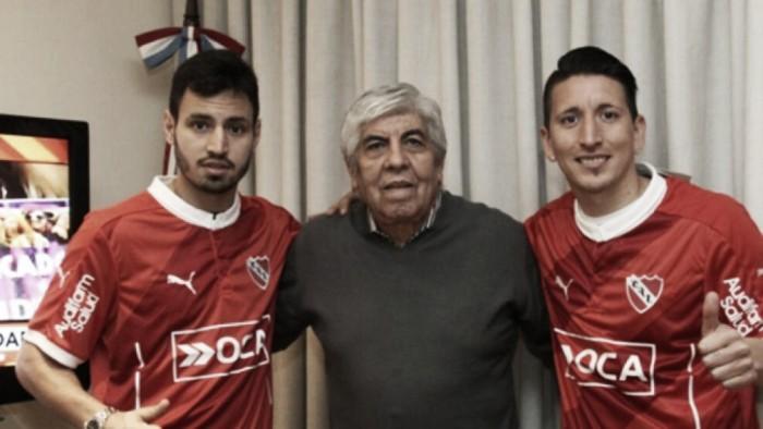 Altas y Bajas Independiente 2016/17