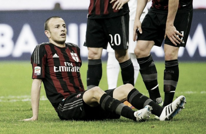 Milan, infortunio per Luca Antonelli: i tempi di recupero