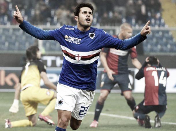 Una Samp fortunata ferma la Roma: 2-1 per l'undici di Zenga