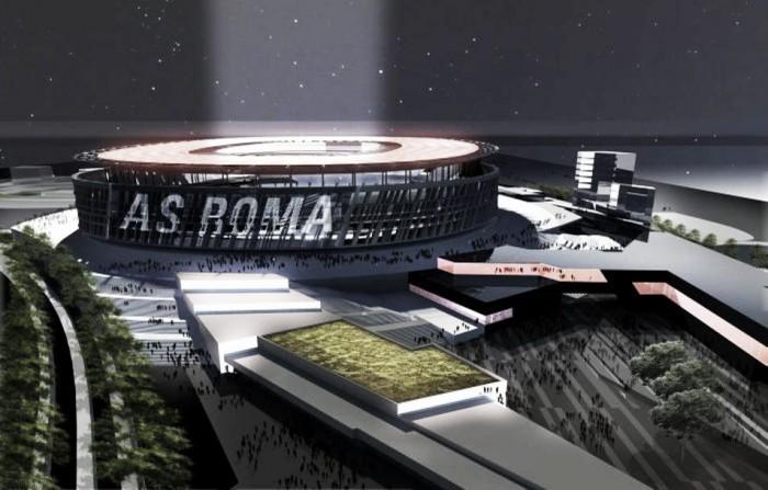 Stadio della Roma, il Comune